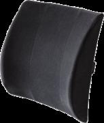 Body Sport Lumbar Support Back Cushion P/N BDS106BLK