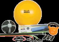 Body Sport Advanced Starter Fitness Kit P/N BDS900ADV
