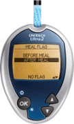 Glucose Meter One Touch ultra2 System P/N LFS117