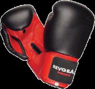 Revgear Deluxe Red/Black 16 oz Boxing Gloves P/N REV113RDBLK