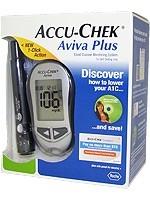 Accu-Chek Aviva Plus Meter Kit P/N 6570210110