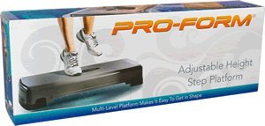 Proform Step Aerobics Adjustable Height Platform P/N ICN105